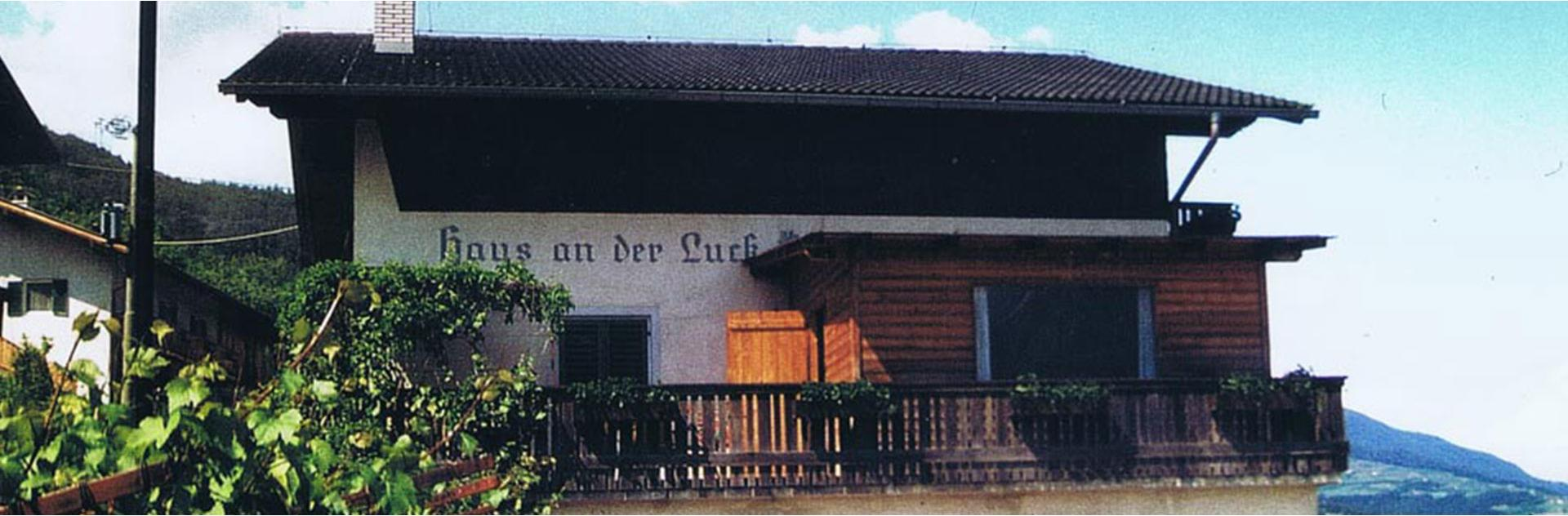 Haus an der Luck Hotel in Barbian bei Klausen